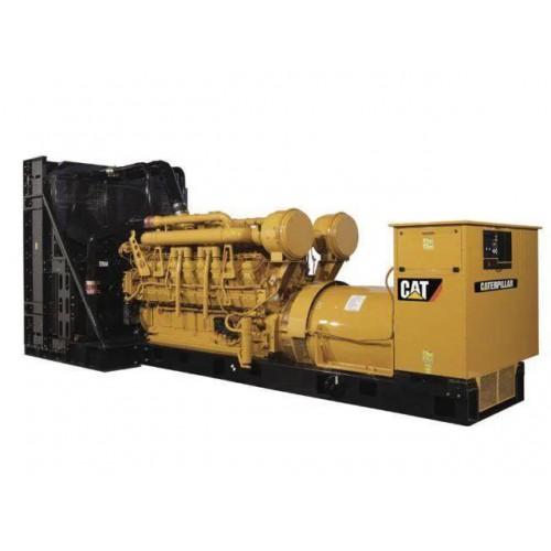 Дизель-генераторная установка (ДГУ) Caterpillar 3512B