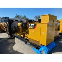 Дизель электростанция (ДЭС) Caterpillar 3406 19017 моточасов 2005 года