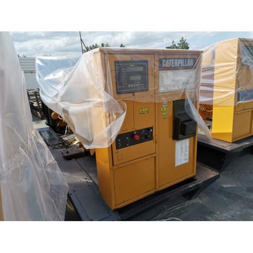 Дизель электростанция (ДЭС) Caterpillar 3406 20364 моточасов 2005 года