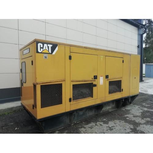 Дизель электростанция (ДЭС) Caterpillar 3406 (восстановленная) кожух 374 моточасов 2008 года