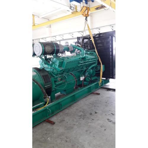 Дизель-электростанция открытого типа Cummins KTA50G3