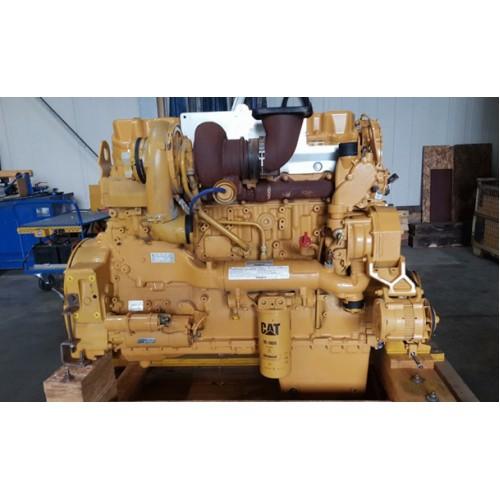 Двигатель Caterpillar C15 1053 моточаса
