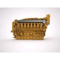 Газопоршневой двигатель Caterpillar G3616 BLB00299 and BHP 4735