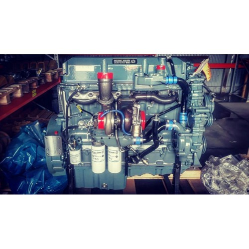 Двигатель Detroit S60
