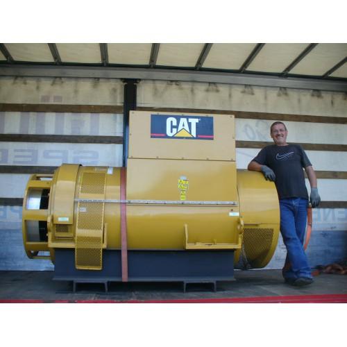 Caterpillar SR4 HV Генератор