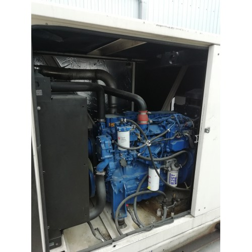 Дизель электростанция (ДЭС) FG Wilson P165-2 VIN qssa