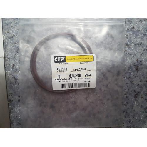 Кольцо уплотнительное CTP 6V1196