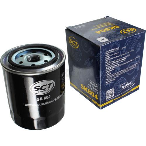 Фильтр масляный SCT SK804
