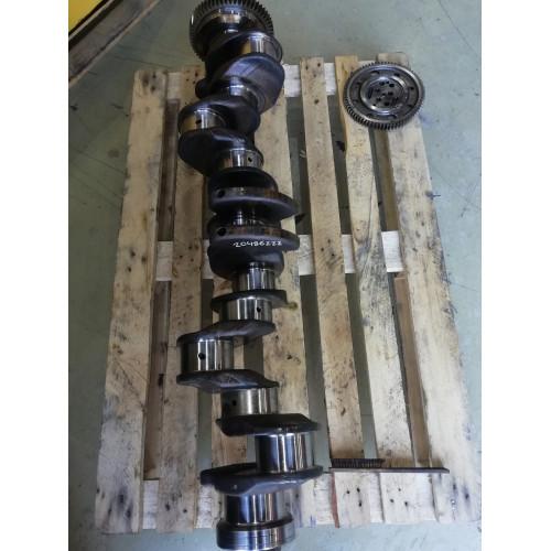 Вал коленчатый (ремонтный) D13 Volvo 20486222/22697519