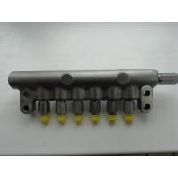 Рампа топливная (рейка) 6WG1/6WF1 Евро-3 ISUZU/HITACHI OEM Korea 8976031211