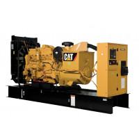 Дизель электростанция на раме (ДЭС) CAT 3406 365 кВА 292 кВт (открытого типа) Caterpillar used C2G02545