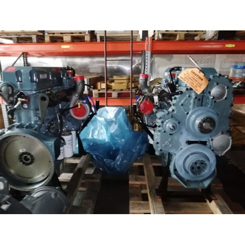 Двигатель Detroit S60 (REMANUFACTURED) DETROIT REMAN 06RE301074