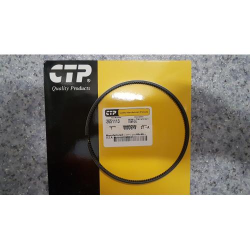 Поршневое кольцо CTP 2651113