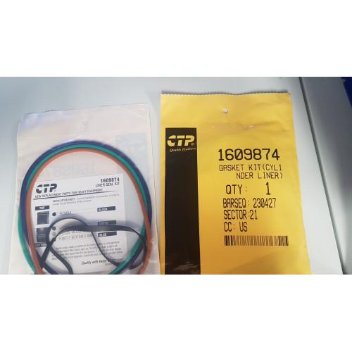 Наборпрокладокгильзы CTP 1609874